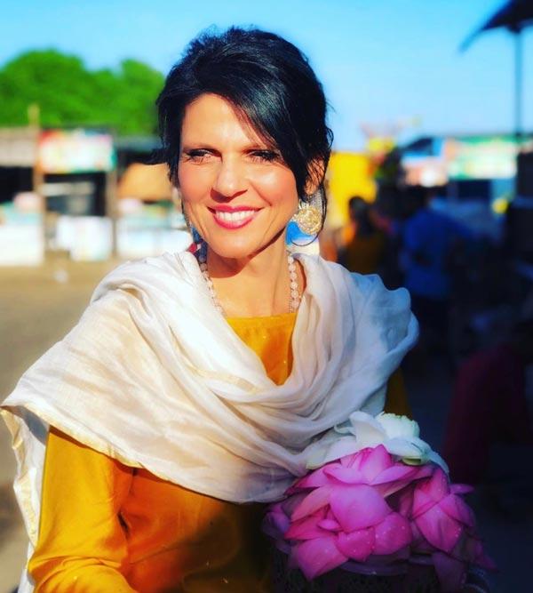 Maria in India