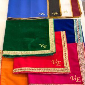 Lady Vastu altar cloths